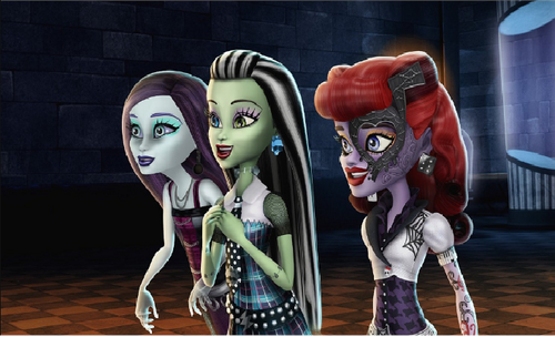 Monster High Ghouls Rule special - monster-high Photo