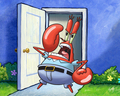 Mr. Krabs - spongebob-squarepants wallpaper