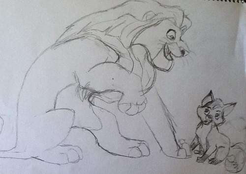 Mufasa & Tod