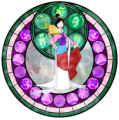 Mulan Stained Glass