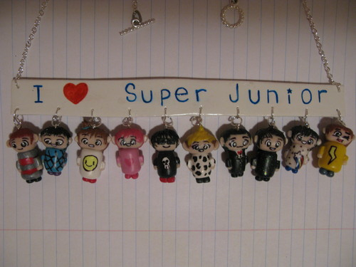 My Homemade SuJu mkufu ^^