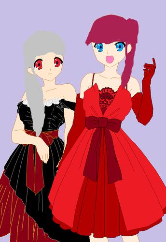 Naruline and Naru(ki)