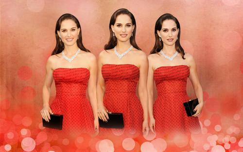 Natalie Portman দেওয়ালপত্র