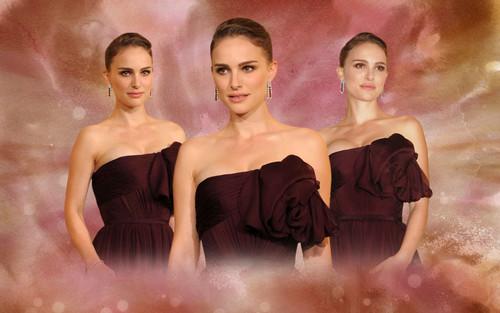 Natalie Portman پیپر وال