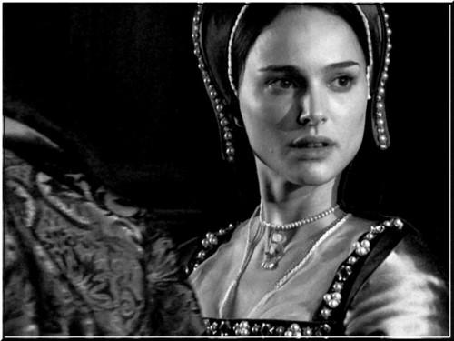 Natalie Portman as Anne Boleyn