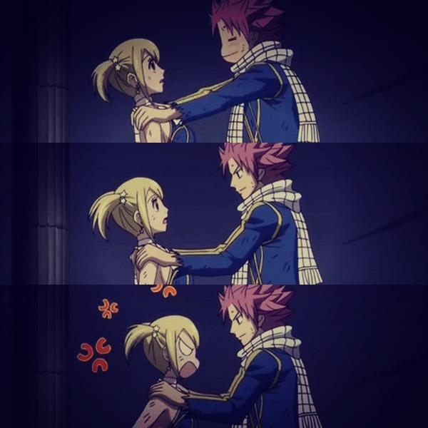 Natsu & Lucy ツ A Love-Hate Relationship - Natsu x Lucy Photo ...