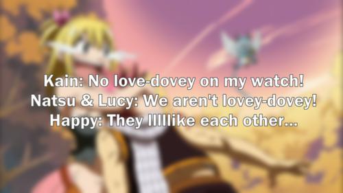 Natsu & Lucy ツ Their Adorable Love
