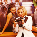 Naya & Dianna - dianna-agron photo
