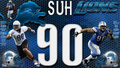 Ndamukong Suh Detroit Lions Heavy Metal 16x9 Wallpaper - detroit-lions photo