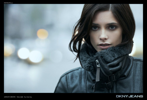 New advertisements for DKNY Jeans Fall 2012 campaign .
