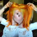 New hair colour - hayley-williams photo