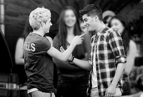 Niall & Zayn ♥