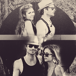 Nian &lt;3 - ian-somerhalder-and-nina-dobrev Fan Art