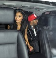 Nicole Scherzinger and Lewis Hamilton Celebrate Her Birthday in London