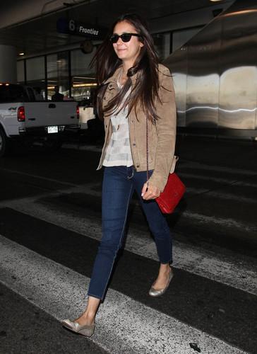 Nina In LA