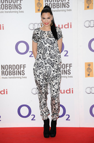 Nordoff Robbins O2 Silver Clef Awards At The London Hilton Hotel [29 June 2012] - jessie-j Photo