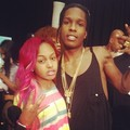 Beauty&ASAP Rocky - the-omg-girlz photo