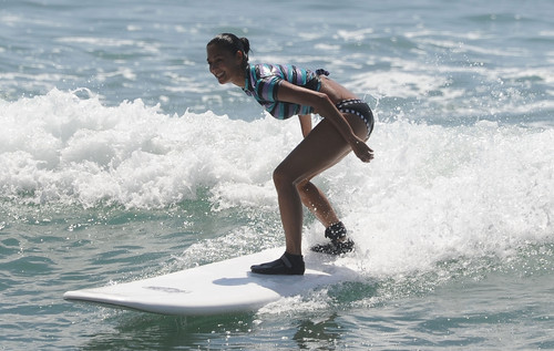Oakley Learn To Ride Surf Event In Mexico [5 July 2012]
