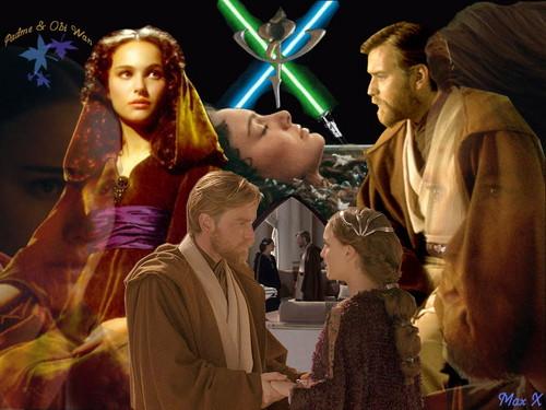 Obi-Wan & Padmé