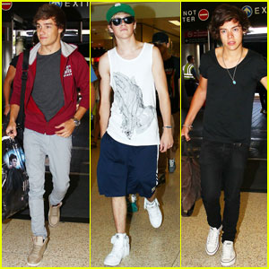 One Direction back in the UK! - one-direction Photo