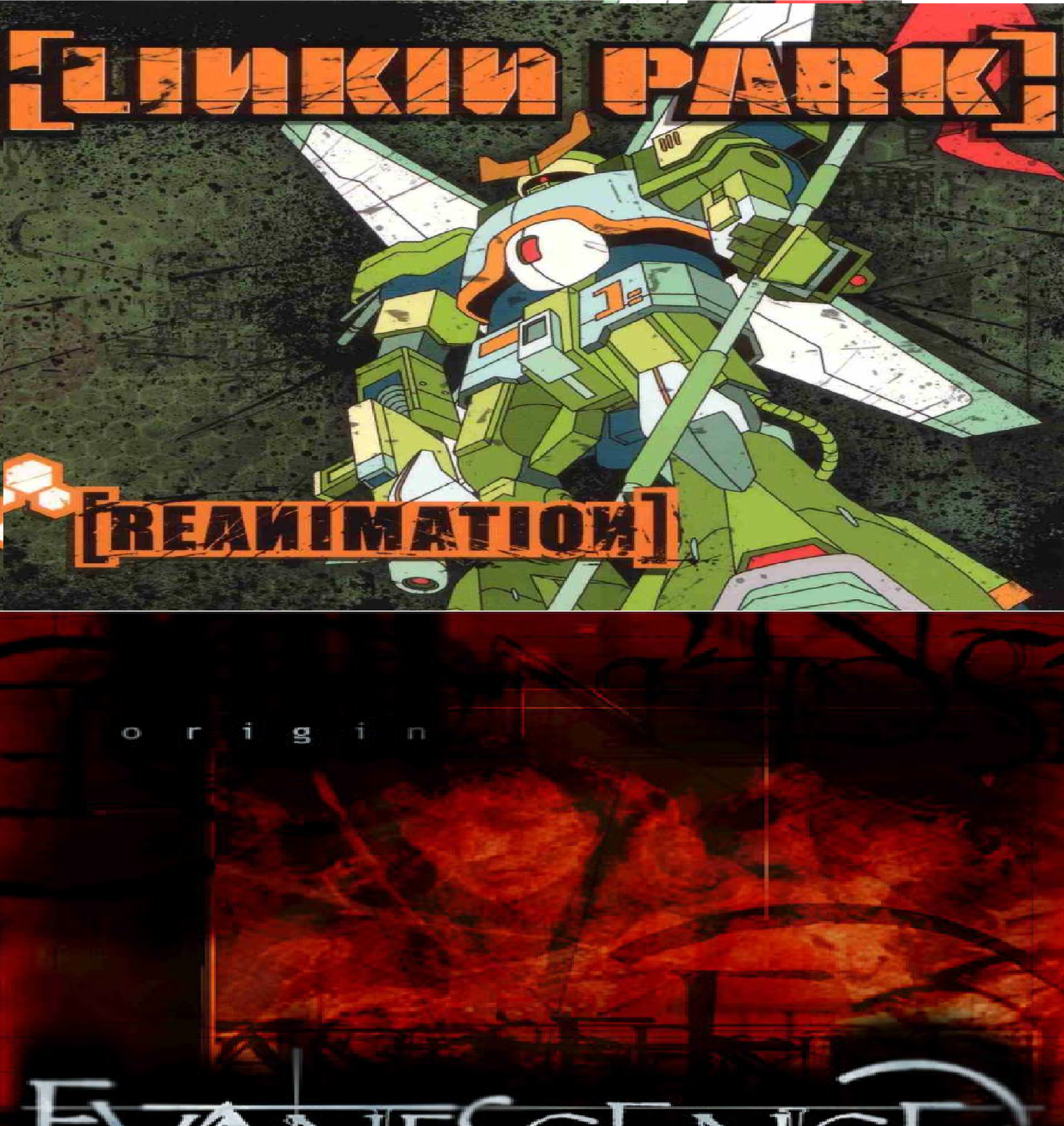 Origin vs  Reanimation - Evanescence vs  Linkin Park Photo