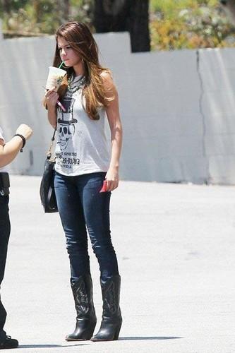 Out in Encino,LA ~ 3rd July,2012