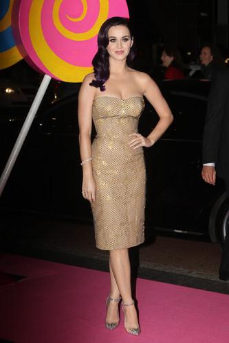 Parf Of Me 3D Premiere In Sydney [30 June 2012]