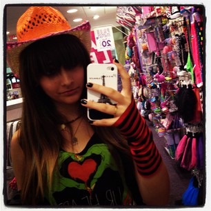 Paris: imma cowgirl. yeah - paris-jackson Photo