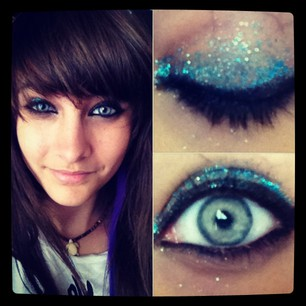 Paris magic eyes <3 - paris-jackson Photo