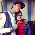 Patrick and Travis McCoy
