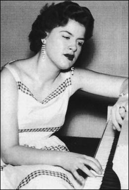 Patsy Cline(September 8, 1932 – March 5, 1963