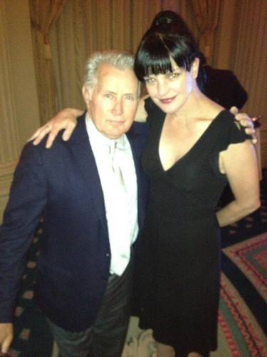 Pauley Perrette @ the 54th Journo Awards - ncis Photo
