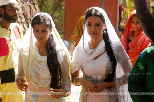 Payal and khushi