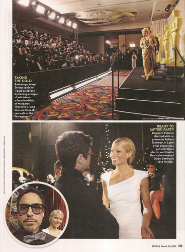 People Magazine [March 2012] - meryl-streep Photo
