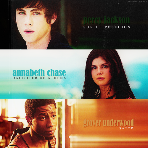 Percy Saga - percy-jackson-and-the-olympians Fan Art