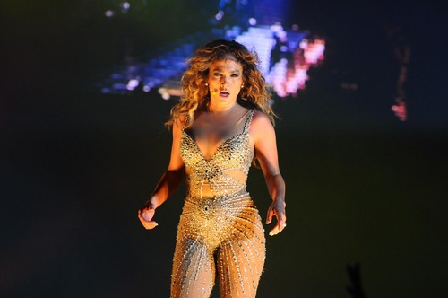 Performing at The Arte Music Festival In Brazil [1 July 2012] - jennifer-lopez Photo