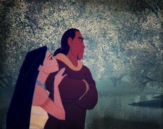 Pocahontas and Sitka