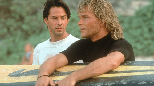 Patrick Swayze wallpaper titled Point Break
