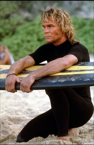 Patrick Swayze wallpaper called Point Break