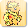 My Little Pony Friendship is Magic photo called Pony Icons
