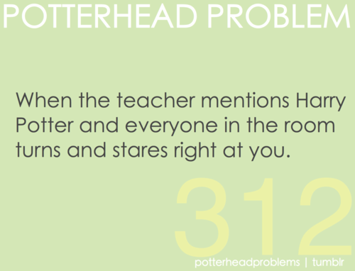 Potterhead problems 301-320 - harry-potter Fan Art