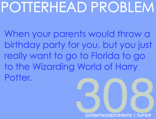 Potterhead problems 301-320