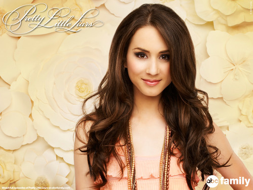 Pretty little liars Spencer