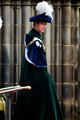 Prince William at Order of the Thistle