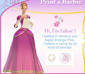 Princesses' stills from b.com