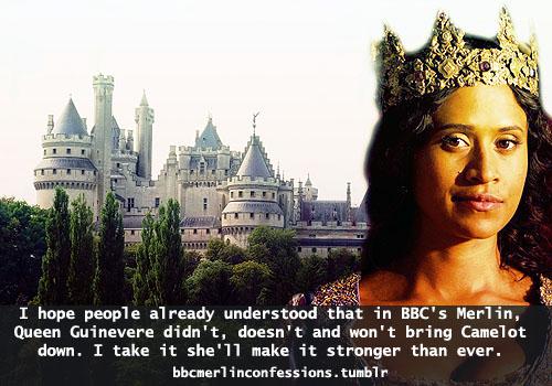 퀸 Guinevere Confession