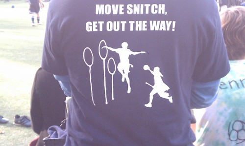 Quidditch baju