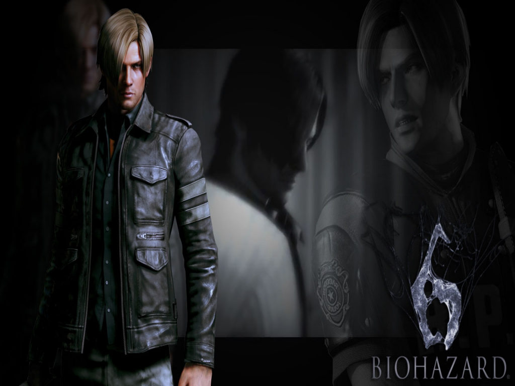 Re6 Wallpaper Resident Evil 6 Wallpaper 31332380 Fanpop