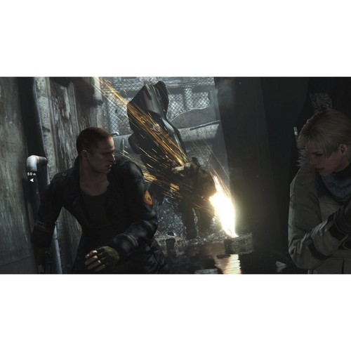 RE6 - game screenshot