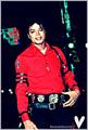 RED HOT MICHAEL <3 <3  - michael-jackson photo